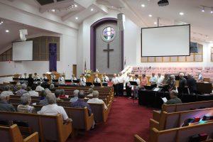 Bell Choir Concert 2017