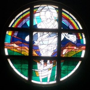 stained glass window ws